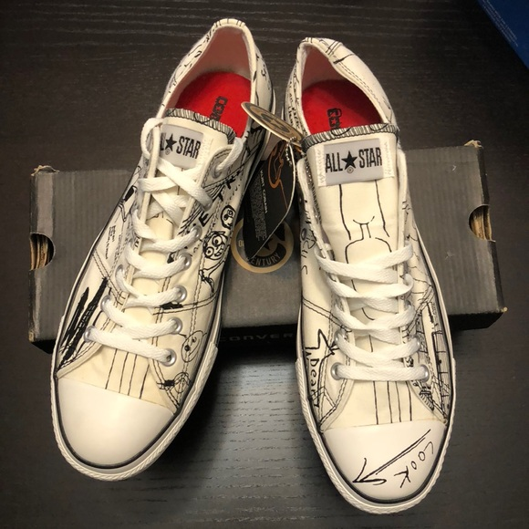 098b9b85b54b Converse Other - Limited addition Kurt Cobain Converse